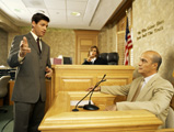 lawyer asking expert witness questions about qualifications