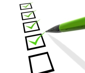 checklist for tasks to do after forming a corporation