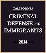 California Criminal Defense of Immigrants 2014