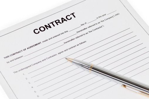 Draft Agreements With Contract Construction Principles In Mind