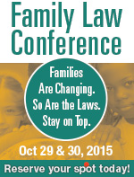 Family Law Conference 2015
