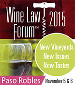 Wine Law Forum TM 2015