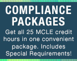 MCLE Compliance Packages