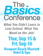 The Basics Conference
