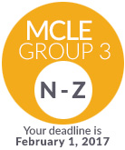 MCLE Compliance Made Easy