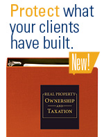 Real Property Ownership and Taxation