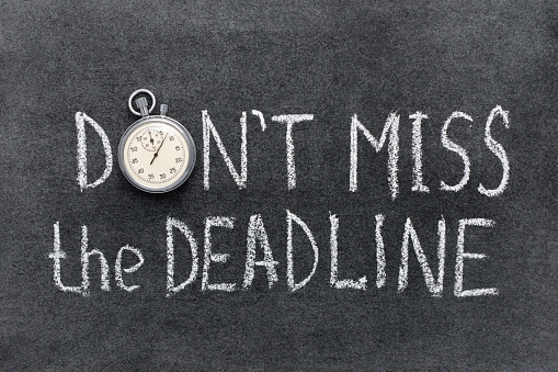 Deadlines for Motions to Compel | CEBblog™