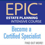 Estate Planning Intensive Course