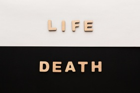 life and death; dying declarant must believe death is imminent