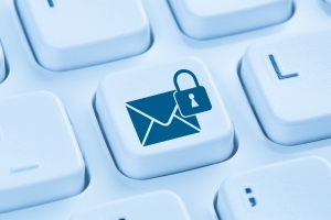 sending protected email between attorney and client